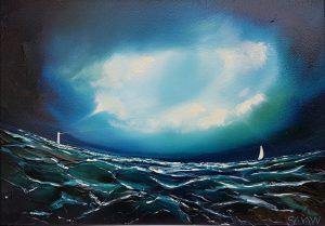 Beacon Sunburst - Robert Shaw
