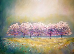 Halcyon Blossoms