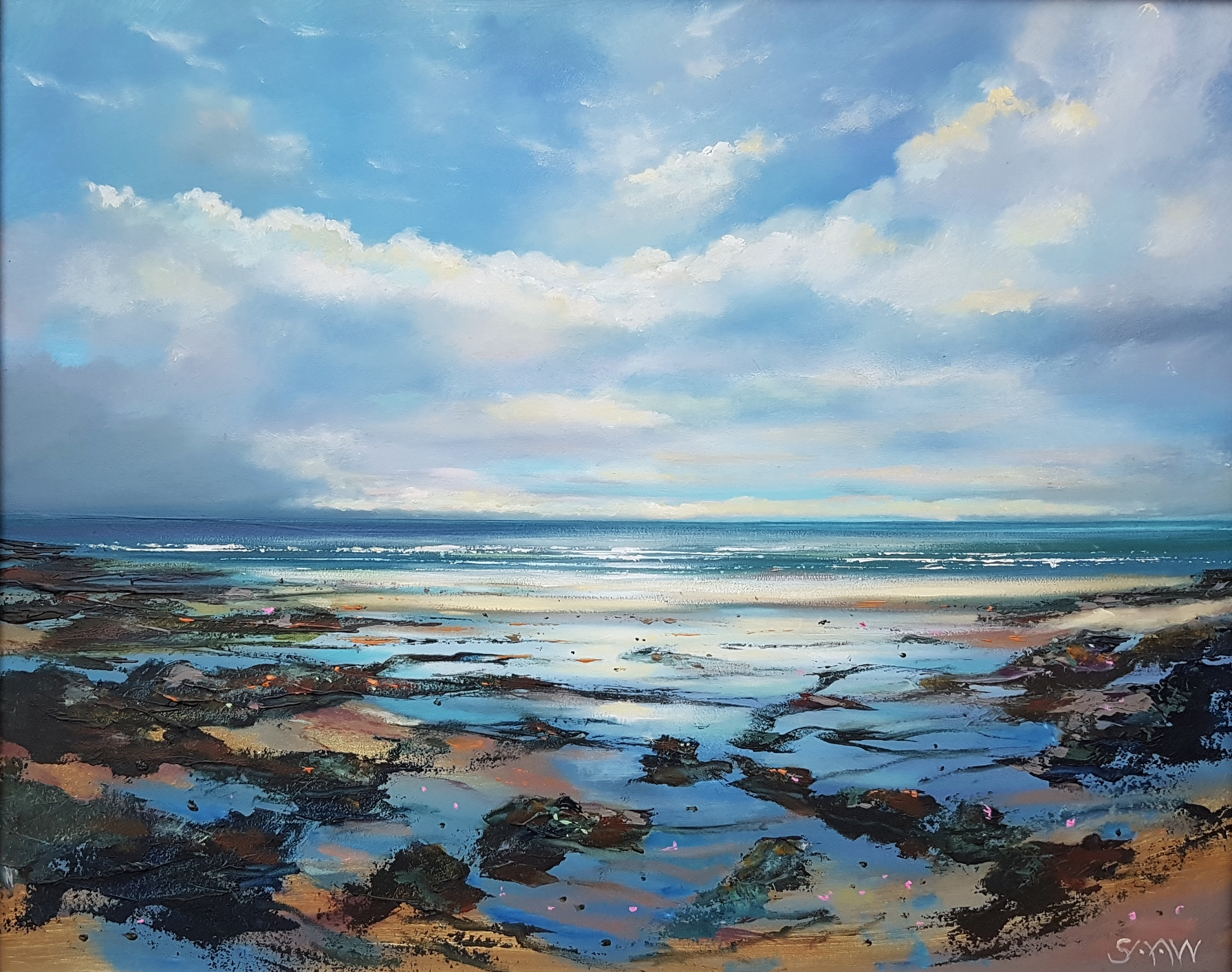 Fingal Shore - Robert Shaw