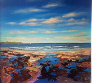Kerry Summer blue shore