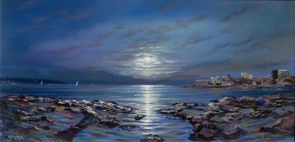 Sandycove Moon